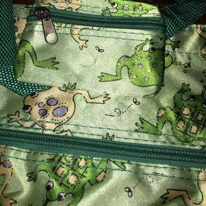 Other - PURSE TOTE HANDBAGS CUTE FROGS NEW CUTE DIAPER BAG